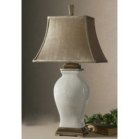 Uttermost Rory Table Lamp, Ivory
