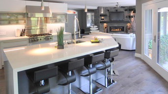 Light & Bright in the Kitchen!