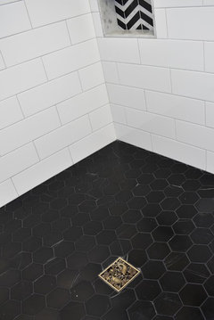 Shower Floor What Material Is Least