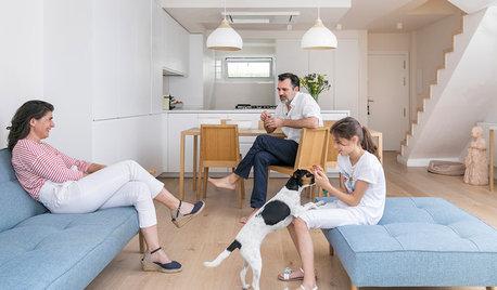 Visita privada: Una nueva casa con patio para tener un perro