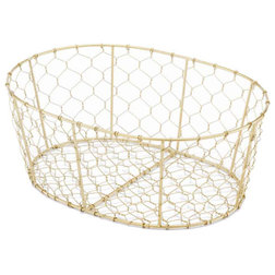 Contemporary Baskets by HomeRoots