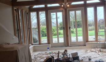 Decorating Traditional Farmhouse - E Sussex