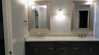John P. Master bathroom