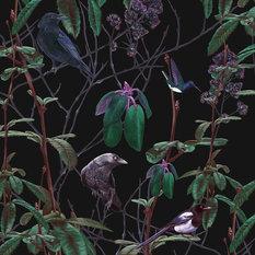 Witch and Watchman Folia Dark Wallpaper