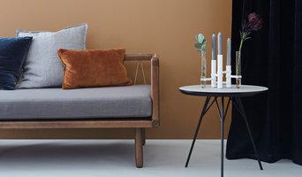 DESIGNER - Sabine Appel -  SPACE TABLE Sofabord
