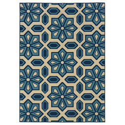 Contemporary Outdoor Rugs by Super Area Rugs
