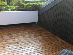 Terrassenschatz Habt Ihr Ideen