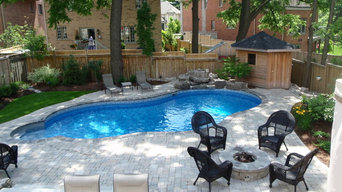 New Pool Construction and Landscaping