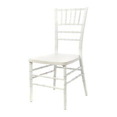 American Classic Wood Chiavari Chair, White