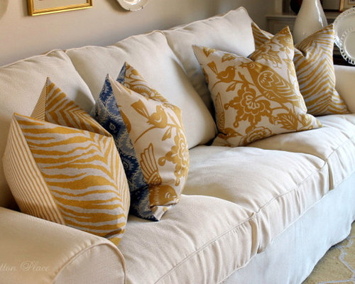 custom ektorp 3 seater sofa slipcover in kino natural. Black Bedroom Furniture Sets. Home Design Ideas