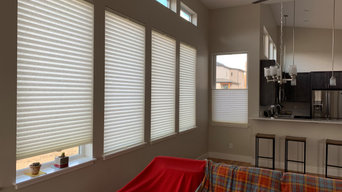Top Down Bottom Up Cordless Cellular Shades in Salida, CO