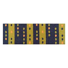 Clean Keeper Spots Doormat, Green