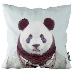 Evermade Zoo Portrait Cushion, Panda