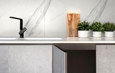 Renueva toda la casa con las innovadoras superficies ultrafinas