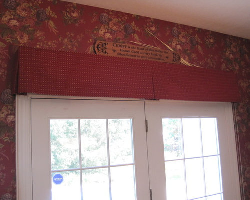 Window Treatment Ideas For French Doors Valances