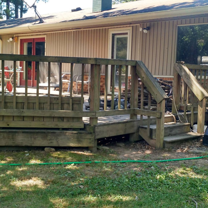 Deck Restoration And Pressure Washing