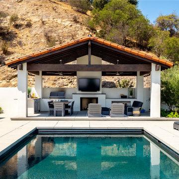 Modern Mediterranean Resort