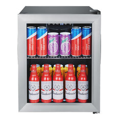"""EdgeStar BWC71 18""""W 52 Can Capacity Extreme Cool Beverage Center - Stainless"""