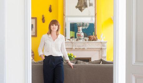 Suivez le Guide : Une maison de maître ose la couleur à Marseille