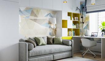 Дизайн проект квартиры 80 кв.м. в Калуге