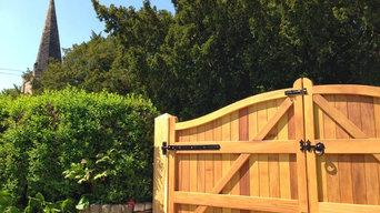 Mitech Hardwood gates