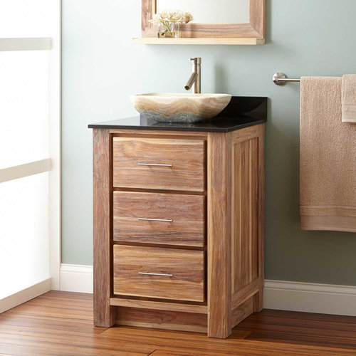 vessel latest vanity teak sinks bathroom double hair l