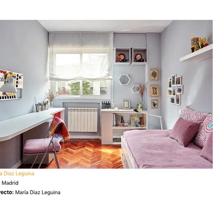 Dormitorio juvenil destacado en Mobles la Gavarra