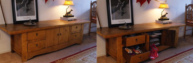 Downsizing Help: Storage Solutions for Small Spaces