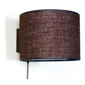 Room Wall Lamp, Brown