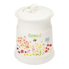 Cooksmart Bee Happy Ceramic Bread Bin