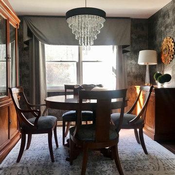 Susan Loomis Dining room