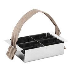 Stainless Steel Tea Bag Holder