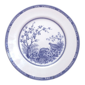 Cuthbertson Turkey Bread Butter Plate 7 1 8 Set Of 4 Traditional Salad And Dessert Plates By Winterfield Gifts