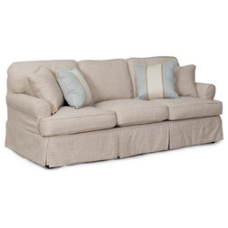 Contemporary Sofas by Silver Coast Company