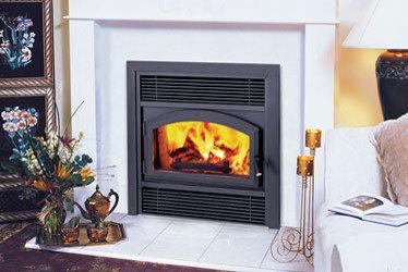 Lennox Wood Burning Fireplace