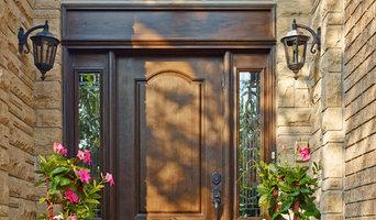 Fiberglass Doors by Casa Bella