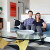 My Houzz: Online Finds Help Outfit This Couple's First Home