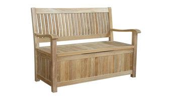 Del-Amo Storage Bench