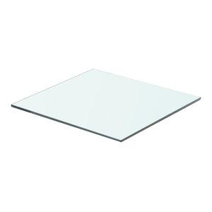 VidaXL Shelf Panel, Glass Clear, 40x30 cm