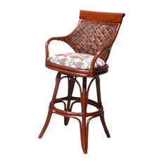 50 Most Popular Wicker Rattan Bar Stools And Counter Stools With