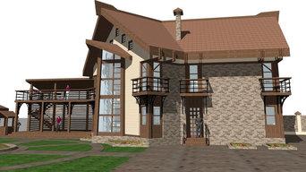 Жилой дом в с.Агро-Пустынь