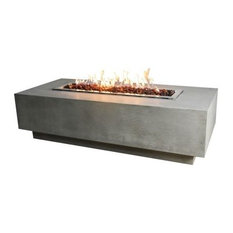 Elementi OFG121 Granville Fire Table - Natural Gas, Natural Gas