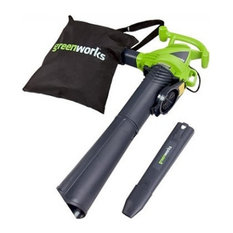 Greenworks 24022 12amp Electric Blower-VAC