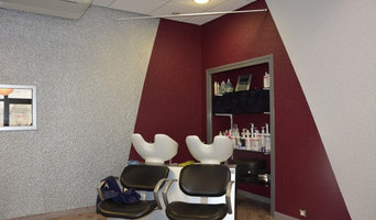 Rénovation salon coiffure