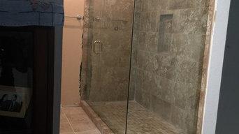 frameless shower classic