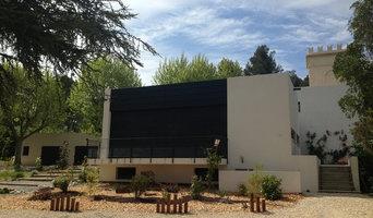 Rénovation et extension maison atypique - Aix en Provence