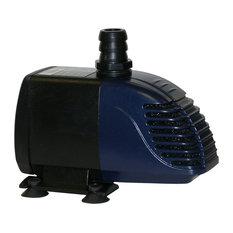 Hybrid Powered 280 GPH Garden Pump