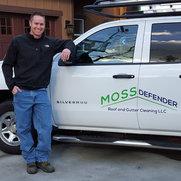 Foto de Moss Defender Roof and Gutter Cleaning LLC