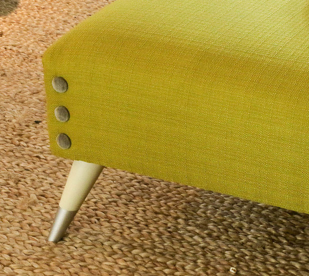 Industrial  by Upholstery Club's Shelly Leer