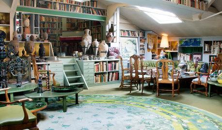 L'impressionnante demeure de l'artiste danois Bjørn Wiinblad